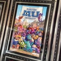 Photo taken at Tallahassee Movies 8 by Carlin T. on 8/17/2013