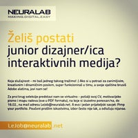 Photo taken at Neuralab & Transmeet.Tv by Kreshomir on 2/5/2014