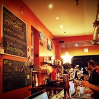 Photo taken at Dark Matter Coffee (Star Lounge Coffee Bar) by Jeni ☆. on 1/29/2013