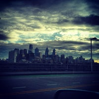 Photo taken at South Street Bridge by Mary-Jo M. on 11/2/2012