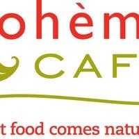 Photo taken at Boheme Cafe by Martha L. on 4/30/2013