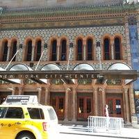 Photo taken at New York City Center by Chris York on 9/24/2013