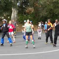 Photo taken at Golden Gate Park Skate and Bike by Shomir D. on 10/26/2014