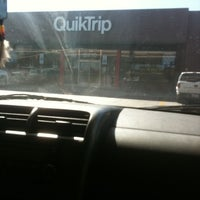 Photo taken at QuikTrip by Jessy M. on 2/11/2012
