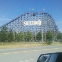 Photo taken at Silverwood Theme Park by Kelley H. on 8/16/2011