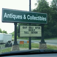 Photo taken at The Gap Deli by Danny C. on 7/7/2012
