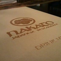 Photo taken at Nakato Japanese Restaurant by Khalil H. on 8/4/2012