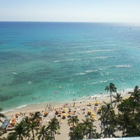 Photo taken at Hyatt Regency Waikiki Beach Resort and Spa by Ingrid M. on 9/6/2013