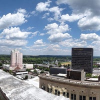 Photo taken at lamar building by Andrew R. on 5/3/2015