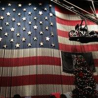 Photo taken at Harley-Davidson Cafe by Matthew P. on 1/1/2013