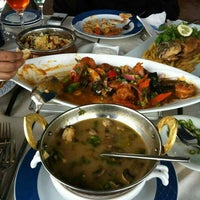 Photo taken at Al Sanbok Restaurant by Amooooshh S. on 5/14/2013