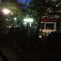 Photo taken at Terminal DAMRI Gambir by Dwi Armalia S. on 10/11/2012