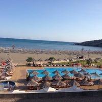 Photo taken at Beach Hotel Otrant by Valentina S. on 6/28/2013