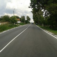 Photo taken at Ушинци (Ushintsi) by Dilek R. on 7/14/2013