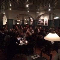 Photo taken at Karalis Pizzeria by Benjamin d. on 3/2/2014