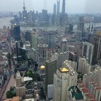Photo taken at Le Royal Méridien Shanghai   上海世茂皇家艾美酒店 by Pedro P. on 7/3/2013