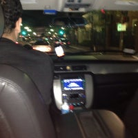 Photo taken at In an @Uber_Bos by Bob H. on 5/11/2013
