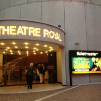 Photo taken at Theatre Royal by Danielle on 11/13/2013