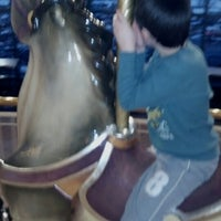 Photo taken at The Carousel @ Carousel Center by Dominic S. on 12/27/2012