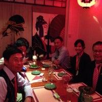 Photo taken at Takara by Ekachai B. on 10/6/2013