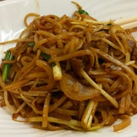 Photo taken at Aberdeen Fishball & Noodle Restaurant 香港仔魚蛋粉 by J J. on 1/31/2015