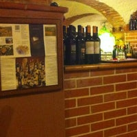 Photo taken at Osteria All'Inferno Dal 1905 by Sara G. on 7/31/2013