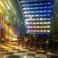 Photo taken at Iglesia El Rosario by Jonathan N. on 2/14/2016
