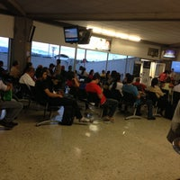 Photo taken at Aeropuerto Internacional Alfonso Bonilla Aragón (CLO) by Nini Carolina C. on 5/14/2013