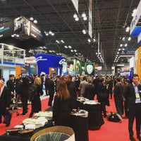 Photo taken at Retail's BIG Show (NRF) by Christian P. on 1/18/2016