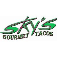 Photo taken at Sky's Gourmet Tacos by Sky's Gourmet Tacos on 6/20/2016
