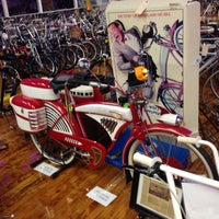 Photo taken at Bicycle Heaven by Ben G. on 10/29/2016