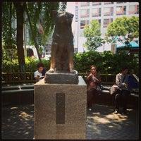 Photo taken at Shibuya Station by Yu-Min K. on 5/9/2013