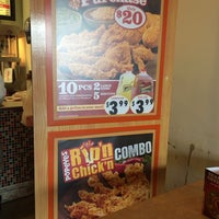 Photo taken at Popeyes Chicken & Biscuits by Boza on 12/7/2013