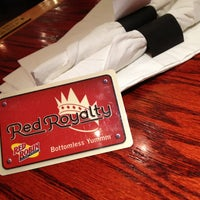 Photo taken at Red Robin Gourmet Burgers by Dusty C. on 6/1/2013