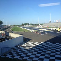Photo taken at Old Bridge Township Raceway Park by Lee M. on 6/2/2013