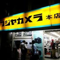 Photo taken at フジヤカメラ 本店 by かちょ (ogawa.y) on 9/25/2013