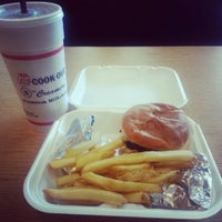 Photo taken at Cook-Out by Zachary Scott on 9/20/2012