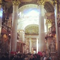 Das Foto wurde bei Prunksaal der Nationalbibliothek von Vladimir C. am 10/26/2013 aufgenommen