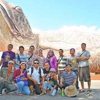 Photo taken at Balai Kota Malang by Yuyun S. on 5/14/2013