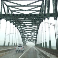 Photo taken at Burlington–Bristol Bridge by Abdullah Yilmaz T. on 6/18/2013