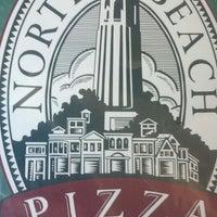 Photo taken at North Beach Pizza by Bryan U. on 4/21/2013