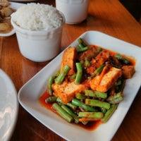 Photo taken at Opart Thai House Restaurant by Alex K. on 6/30/2013