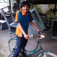 Photo taken at Curug by Wawan S. on 4/5/2014