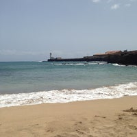 Photo taken at Oasis Atlantico Praiamar Praia by Zuzka H. on 10/2/2014