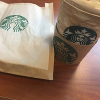 Photo taken at Starbucks by Am'Am W. on 5/30/2016