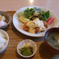 Photo taken at キッチン米一 by k_nashi on 3/28/2016