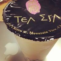Photo taken at Tea Era 茶殿 by Jacky C. on 3/8/2013