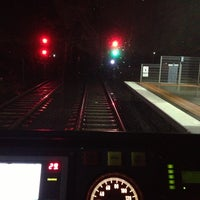 Photo taken at Craigieburn Station by Steve V. on 7/6/2013