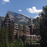 Photo taken at The Fairmont Banff Springs Hotel by Samir G. on 7/2/2013