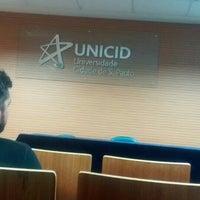 Photo taken at Universidade Cruzeiro do Sul - Campus Pinheiros by Filipe R. on 10/1/2016
